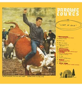 Parquet Courts - Light Up Gold (Glow In The Dark Vinyl)