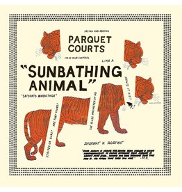 Parquet Courts - Sunbathing Animal (Glow In The Dark Vinyl)