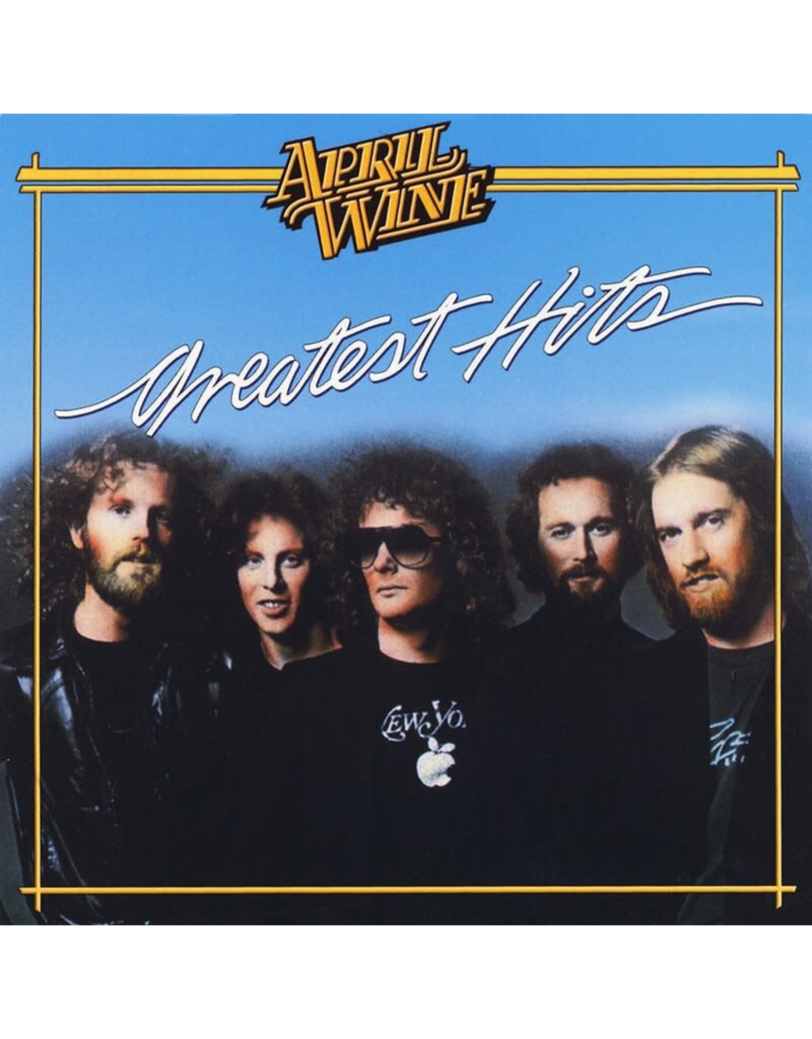 April Wine - Greatest Hits (Exclusive Opaque Blue Vinyl)