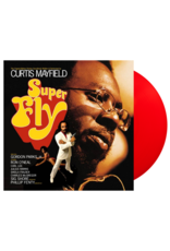 Curtis Mayfield - Superfly (Soundtrack) [Exclusive Apple Red Vinyl]