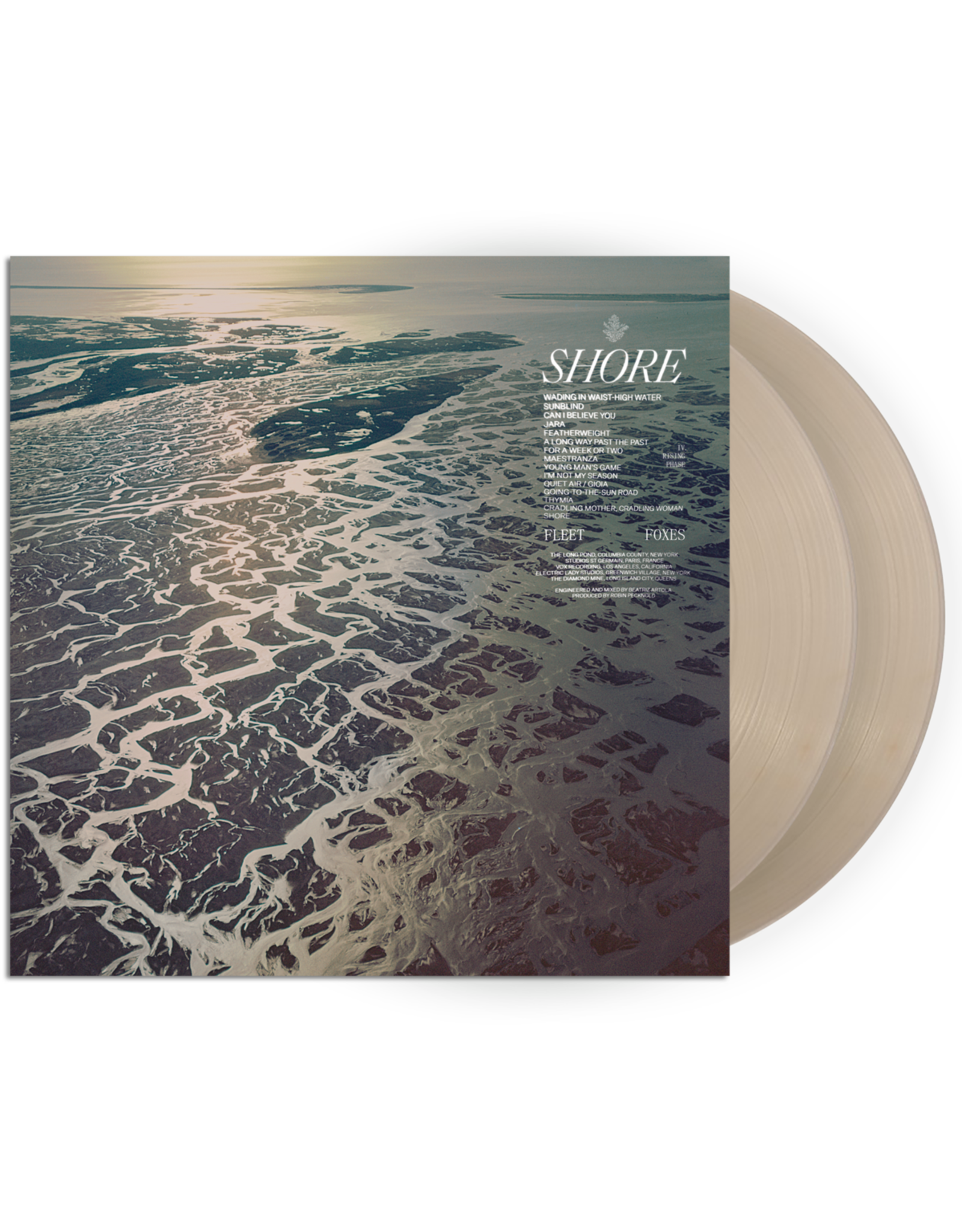Fleet Foxes - Shore (Exclusive Crystal Clear Vinyl)