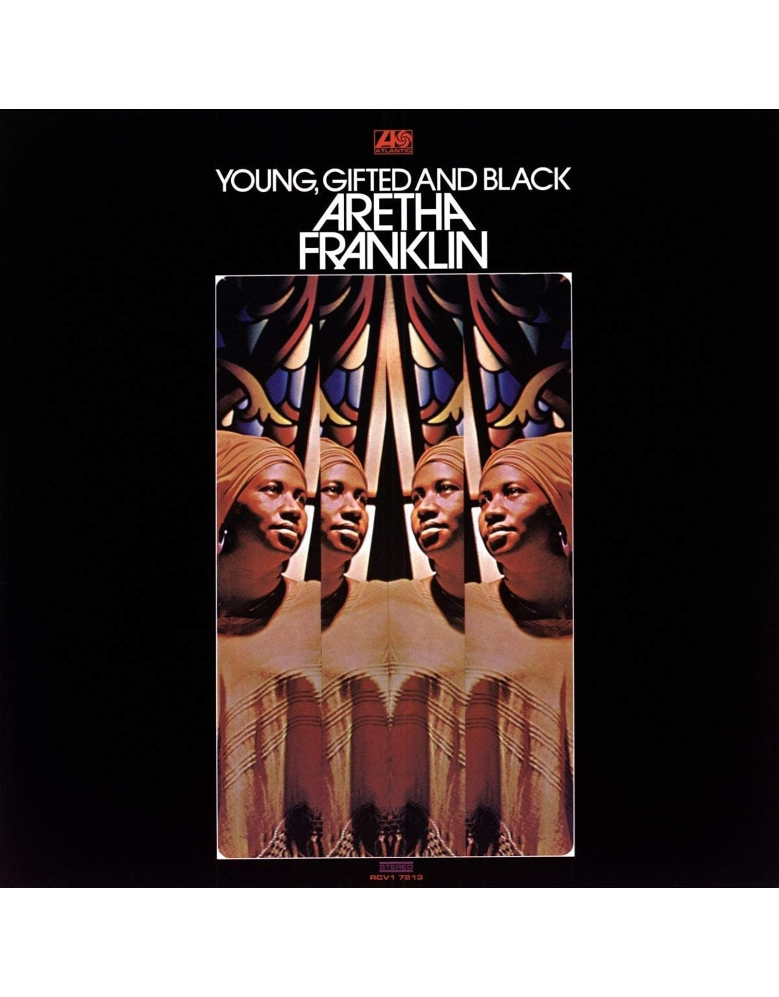 Aretha Franklin - Young, Gifted and Black (Yellow Vinyl)