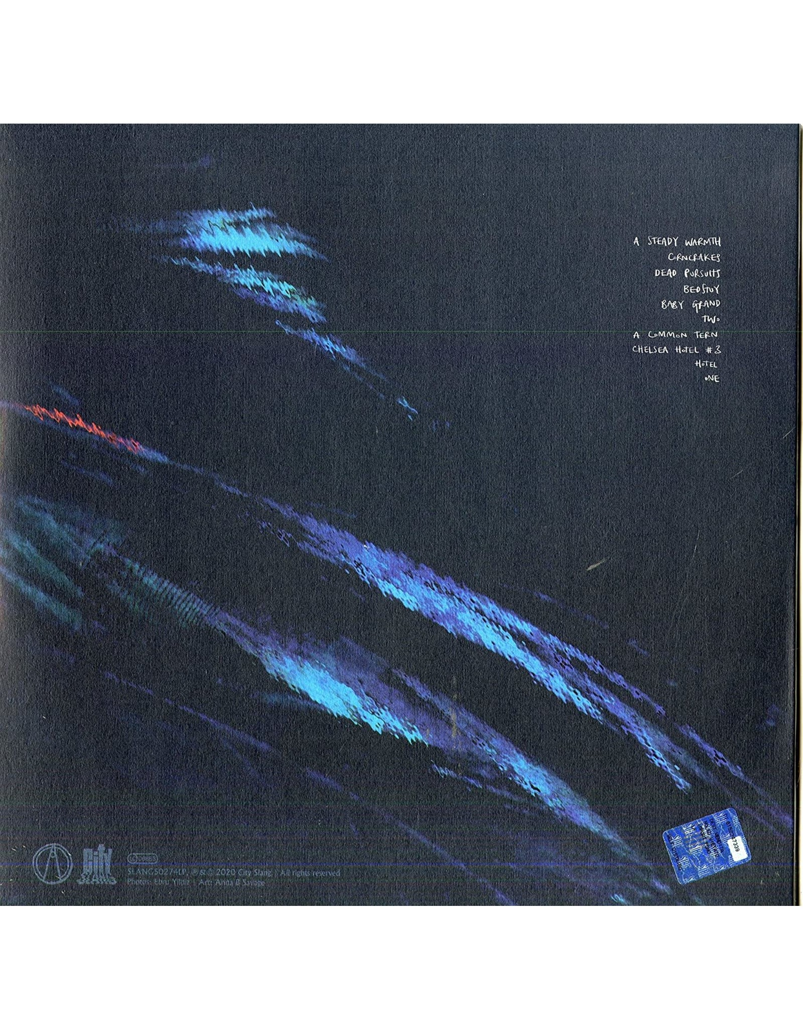 Anna B Savage - A Common Turn (Exclusive Dark Blue Vinyl)