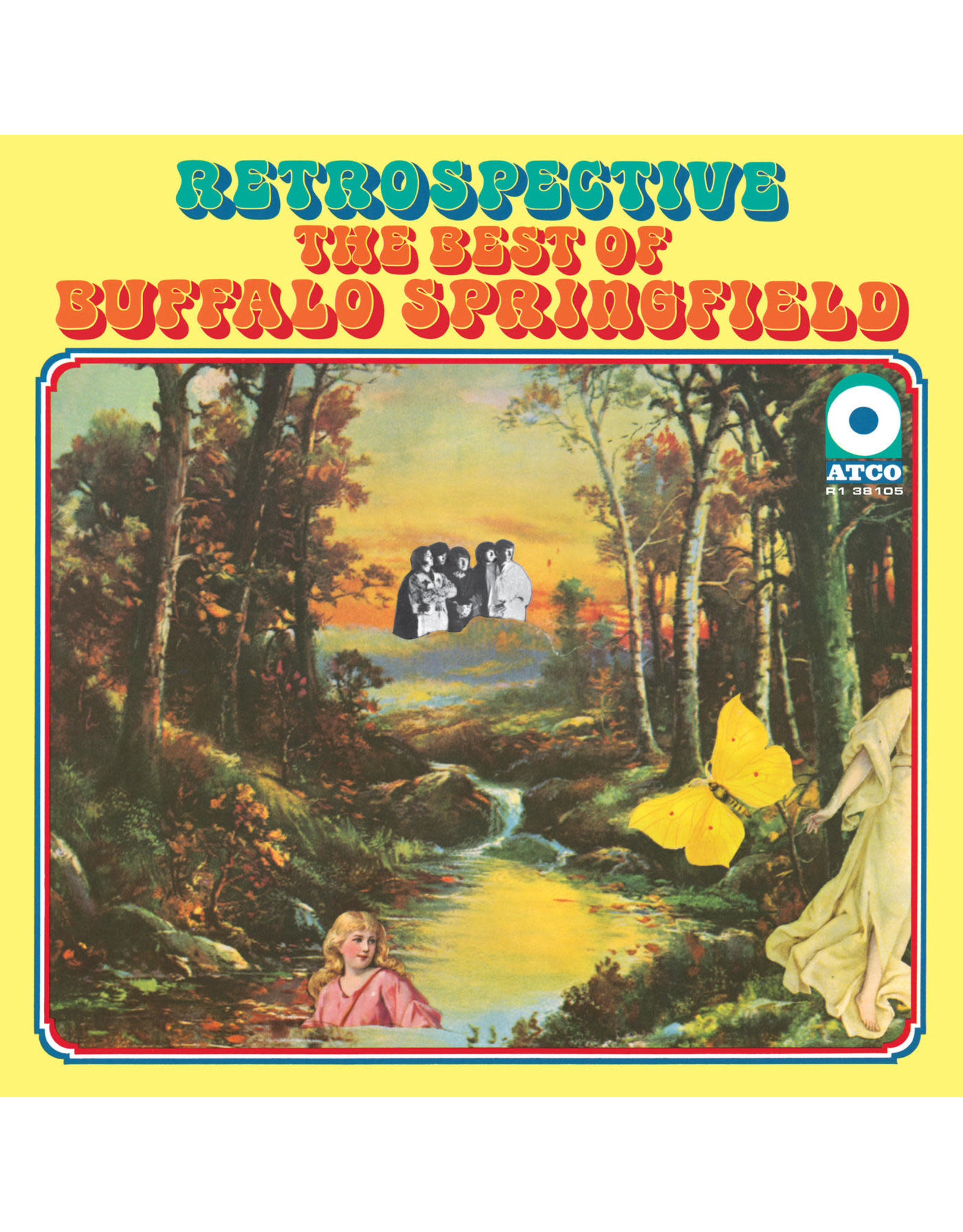 Buffalo Springfield - Retrospective: The Best Of Buffalo Springfield