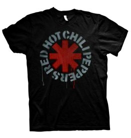 Red Hot Chili Peppers / Classic Stencil Logo Tee