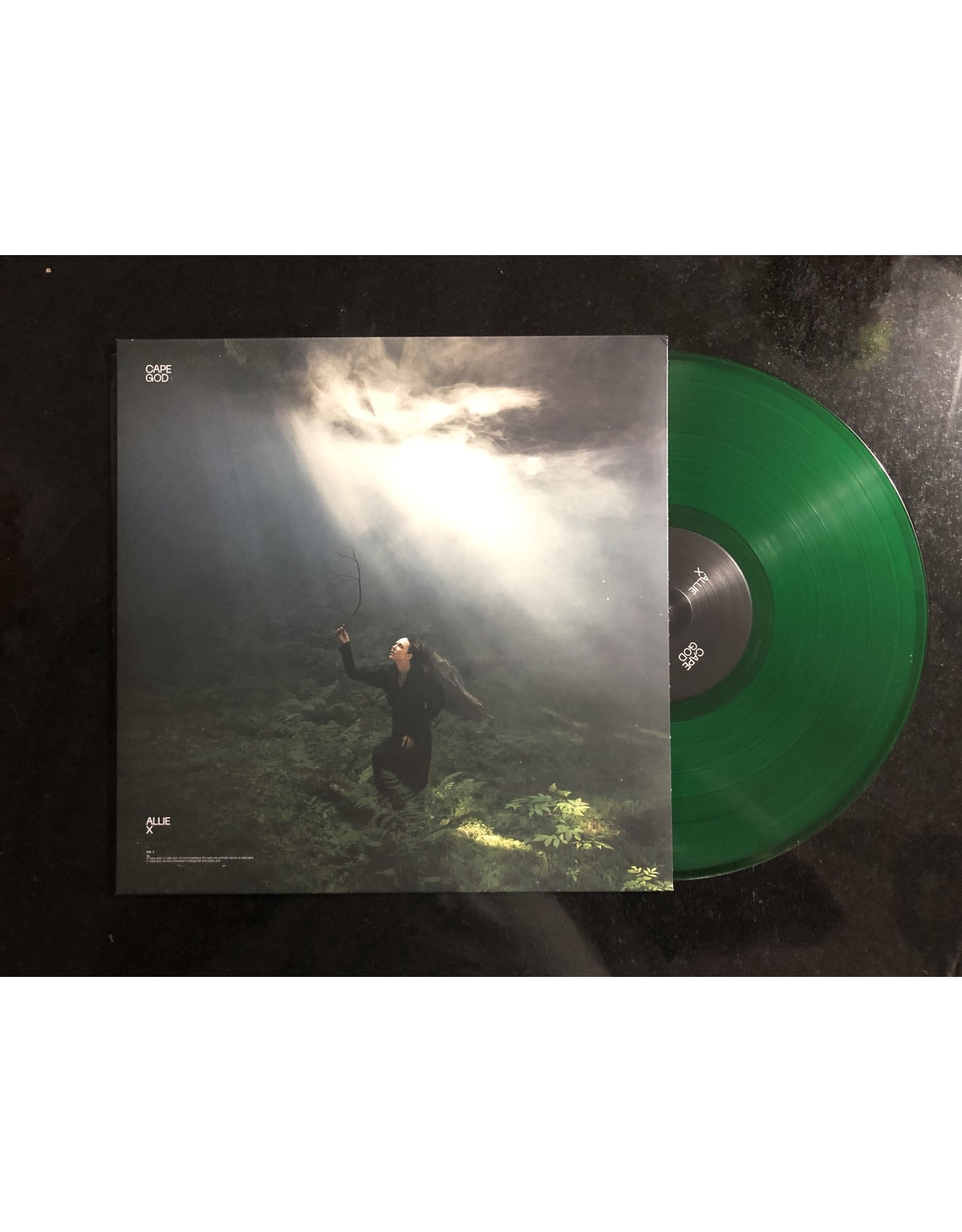 Allie X - Cape God (Exclusive Green Vinyl)