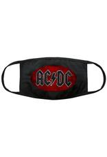 AC/DC / Vintage Logo Face Mask