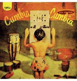 Various - Cumbia Cumbia 1 & 2 (Red / Blue Vinyl)