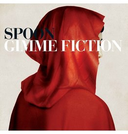 Spoon - Gimme Fiction (Red / White Vinyl)