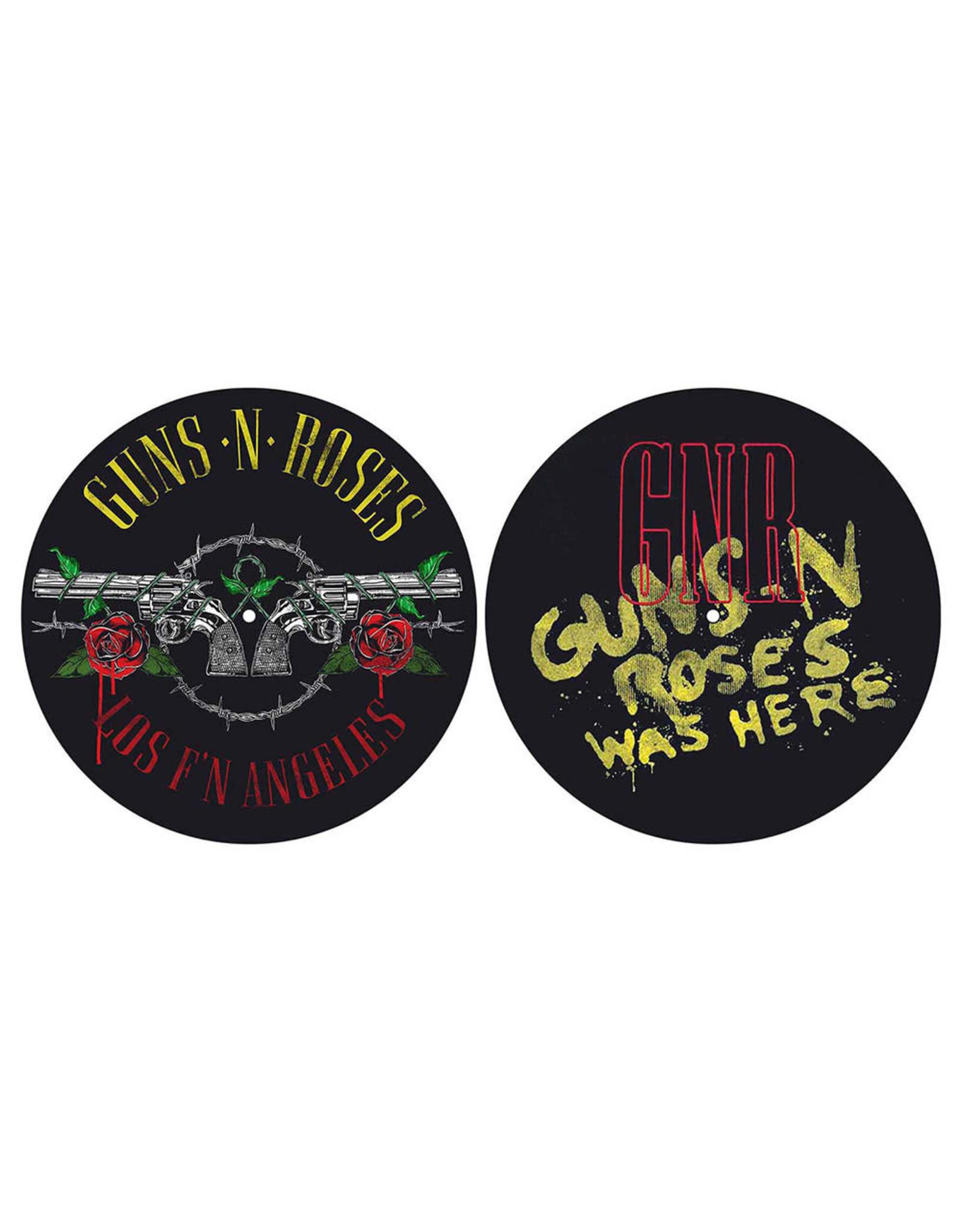 Guns N' Roses / Classic Logo Slipmat