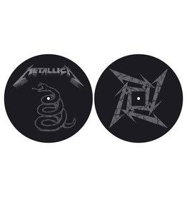 Metallica / Black Album Logo Slipmat
