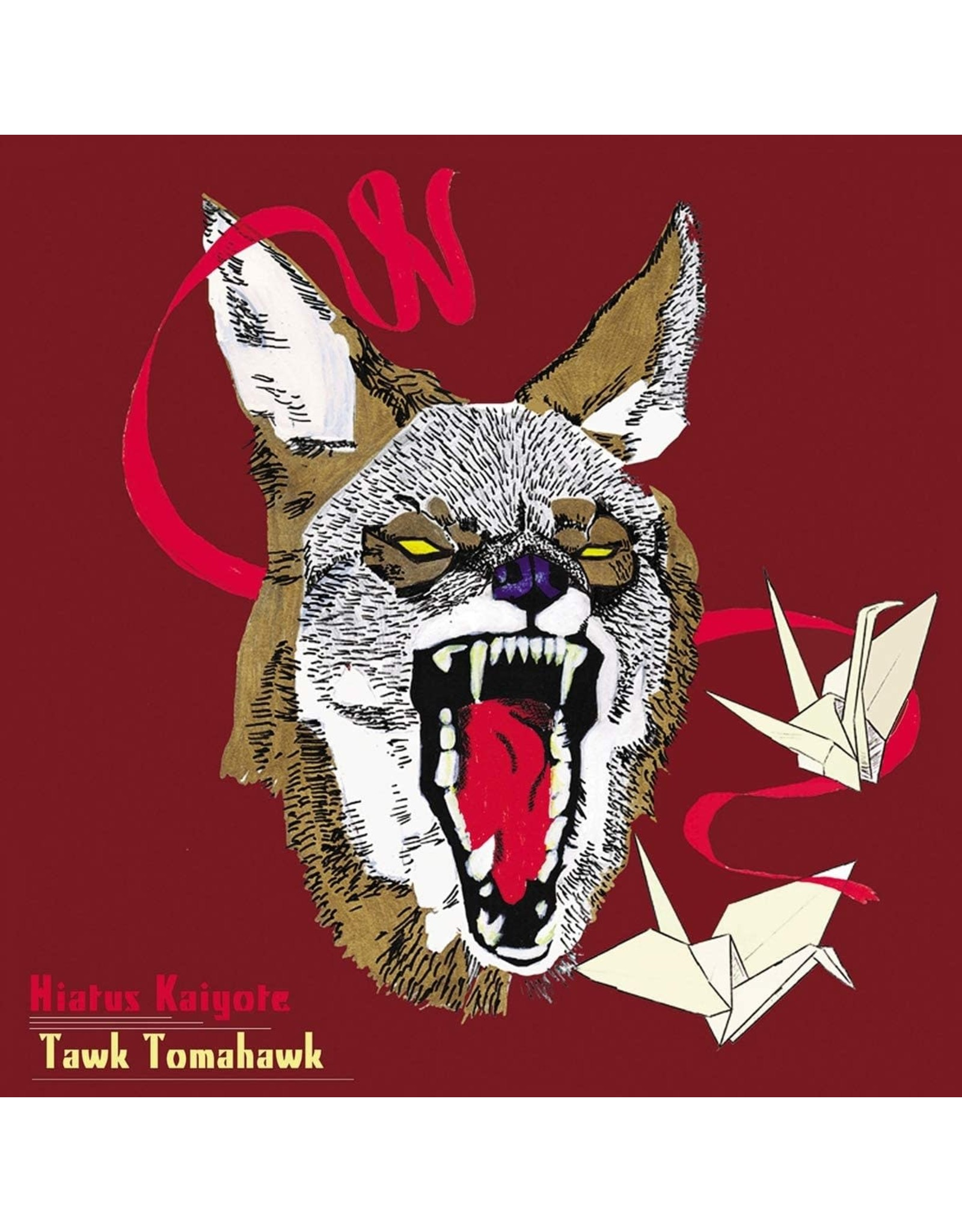 Hiatus Kaiyote - Tawk Tomahawk (Music On Vinyl) [Yellow Vinyl]