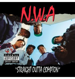 N.W.A. - Straight Outta Compton (Red Vinyl)
