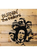 Bob Marley - Burnin' (Half Speed Master)