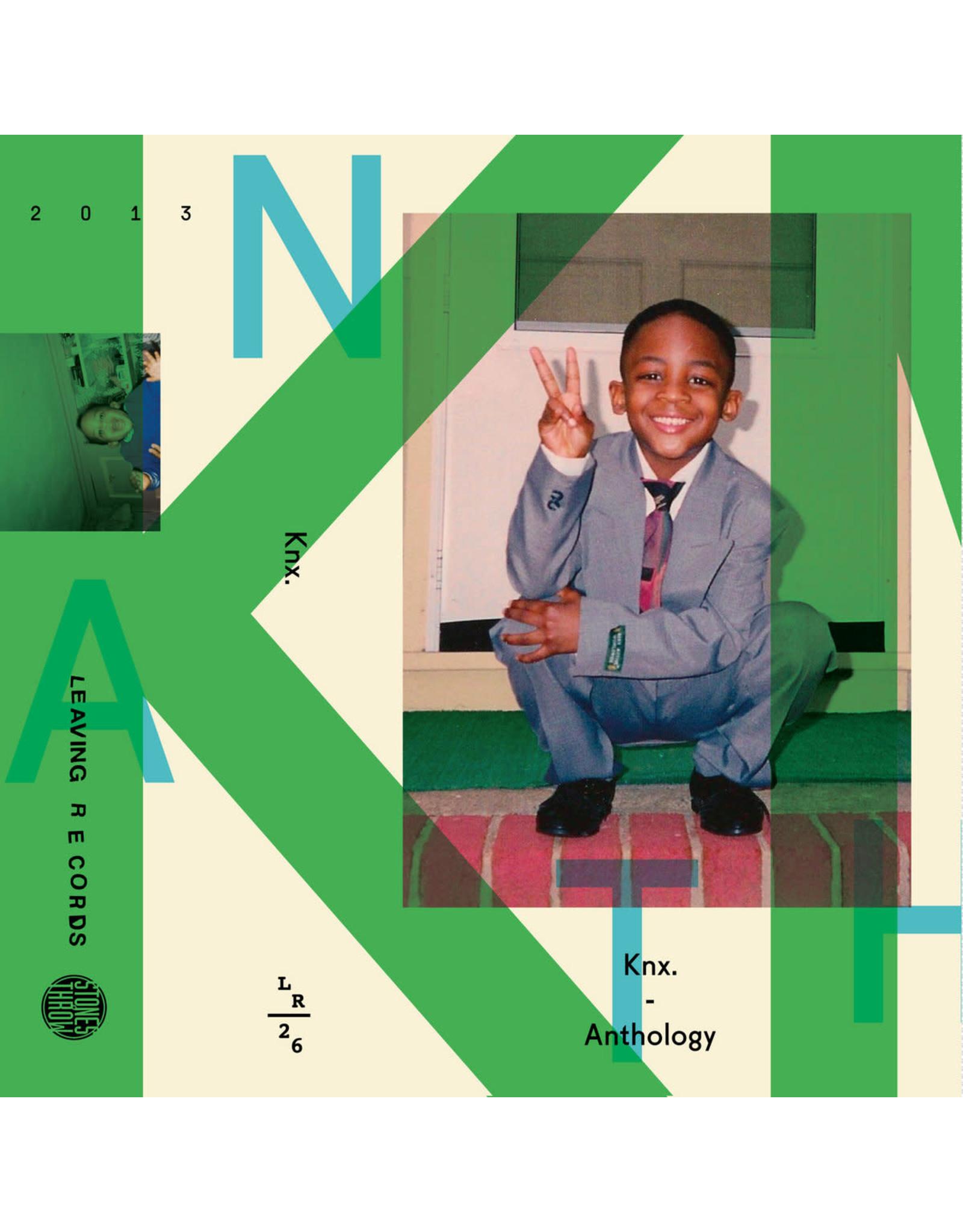 Knxwledge - Anthology: 2008 - 2013