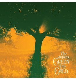 Antlers - Green To Gold (Exclusive Tan Vinyl)