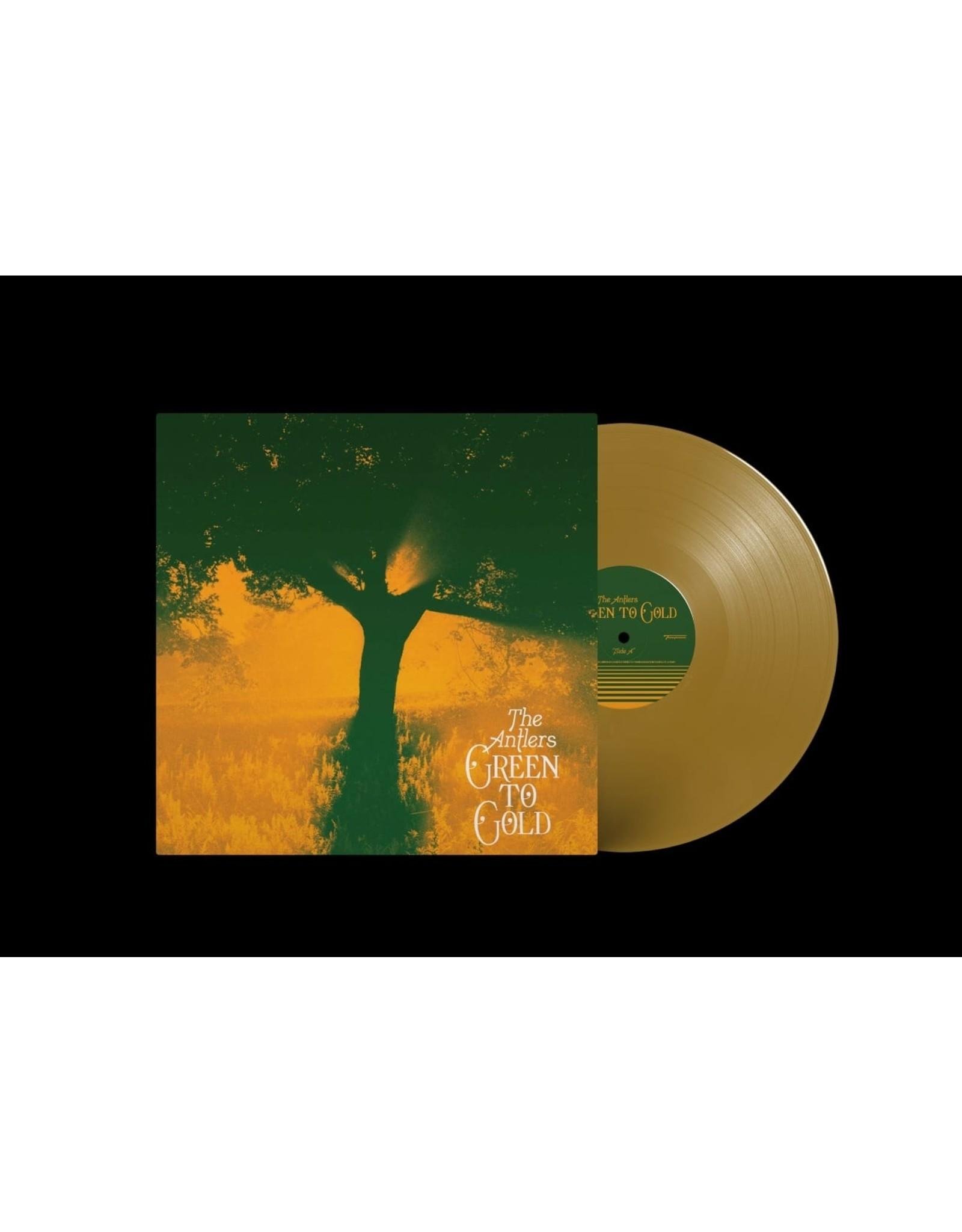 Antlers - Green To Gold (Exclusive Tan Vinyl)