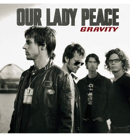 Our Lady Peace - Gravity (Exclusive Red Vinyl)