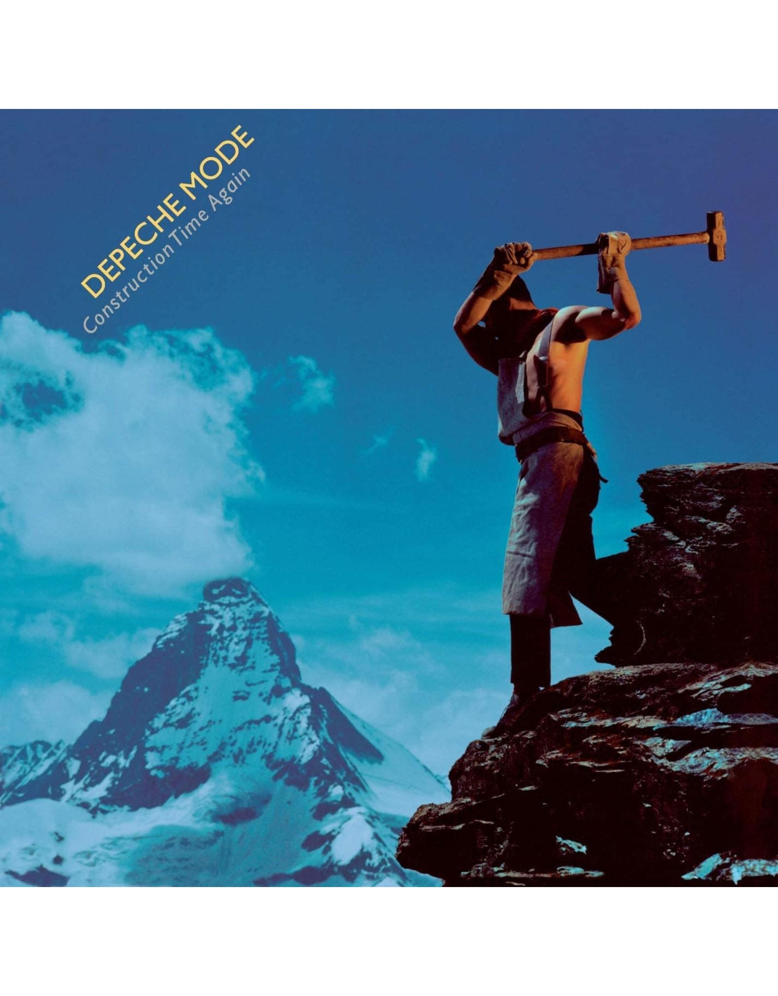 Depeche Mode - Construction Time Again