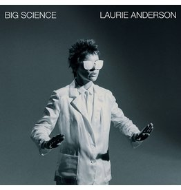 Laurie Anderson - Big Science (Red Vinyl)