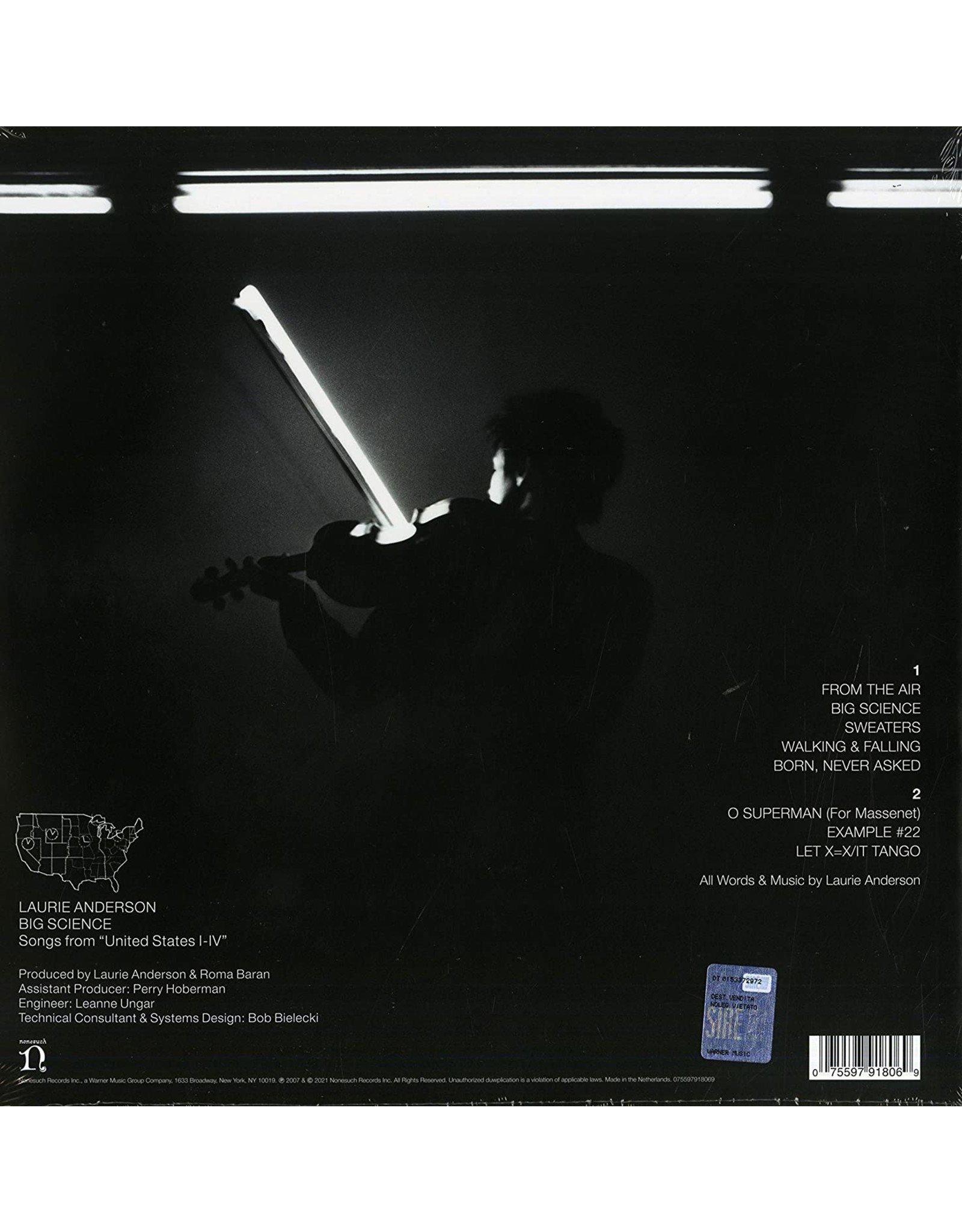 Laurie Anderson - Big Science (Red Vinyl)