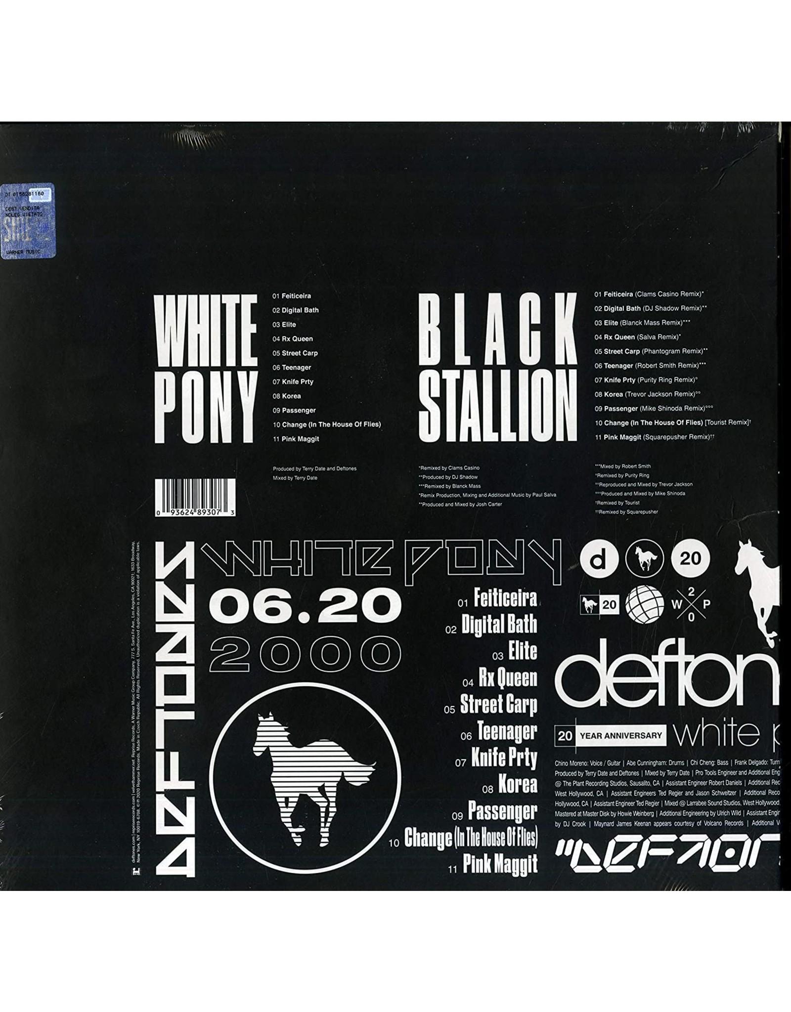 Deftones - White Pony (20th Anniversary Deluxe) [Exclusive Vinyl Edition]