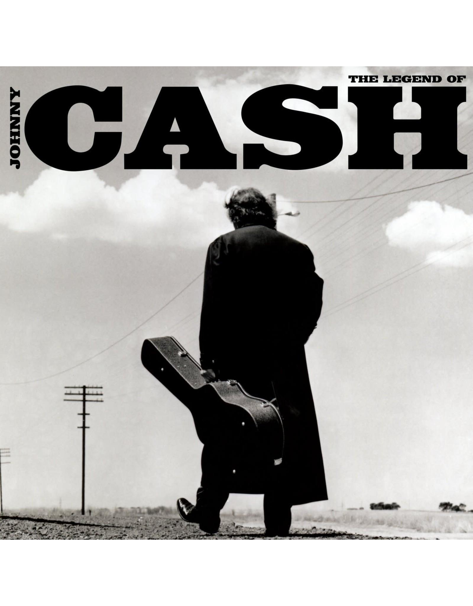 Johnny Cash - Legend of Johnny Cash (Greatest Hits)