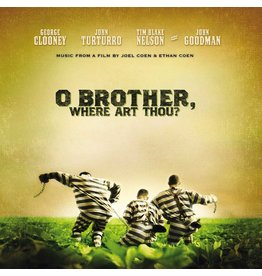 Various - O Brother Where Art Thou? (Music From) [Blue Vinyl]