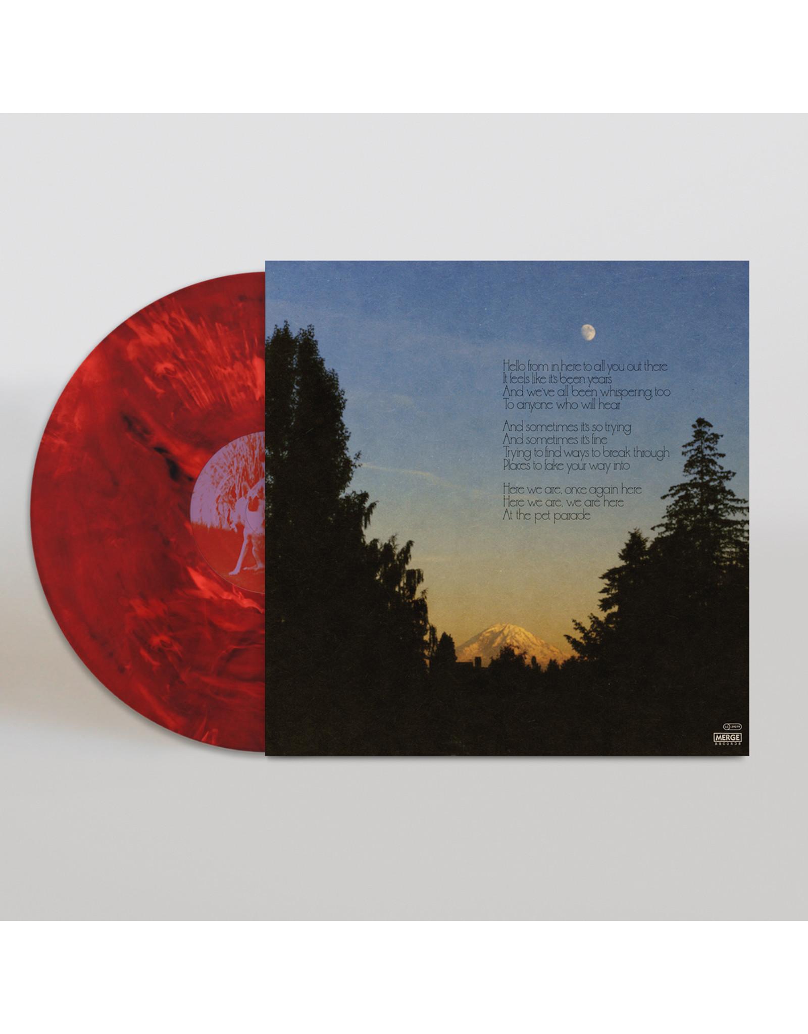 Fruit Bats - The Pet Parade (Exclusive Red Swirl Vinyl)