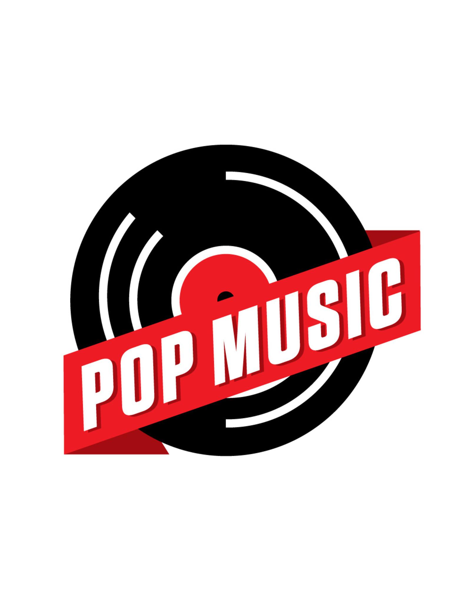 Pop Music Gift Card
