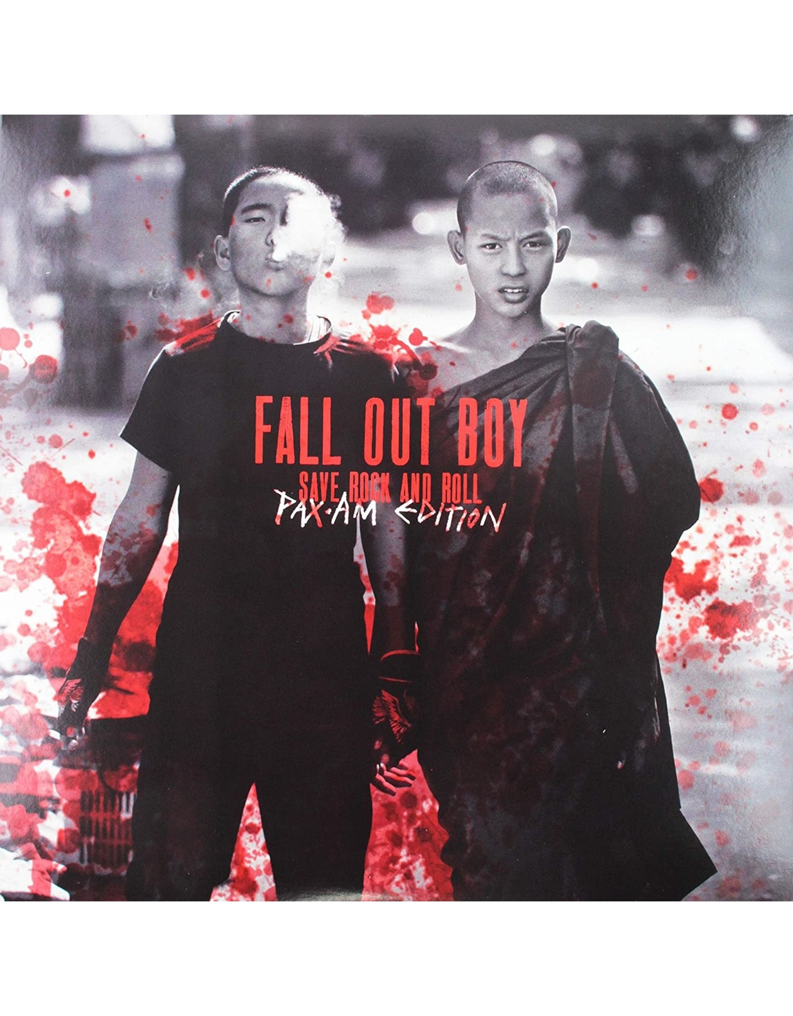 Fall Out Boy - Save Rock and Roll (PAX•AM Edition)