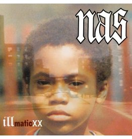 Nas - Illmatic (US Edition)