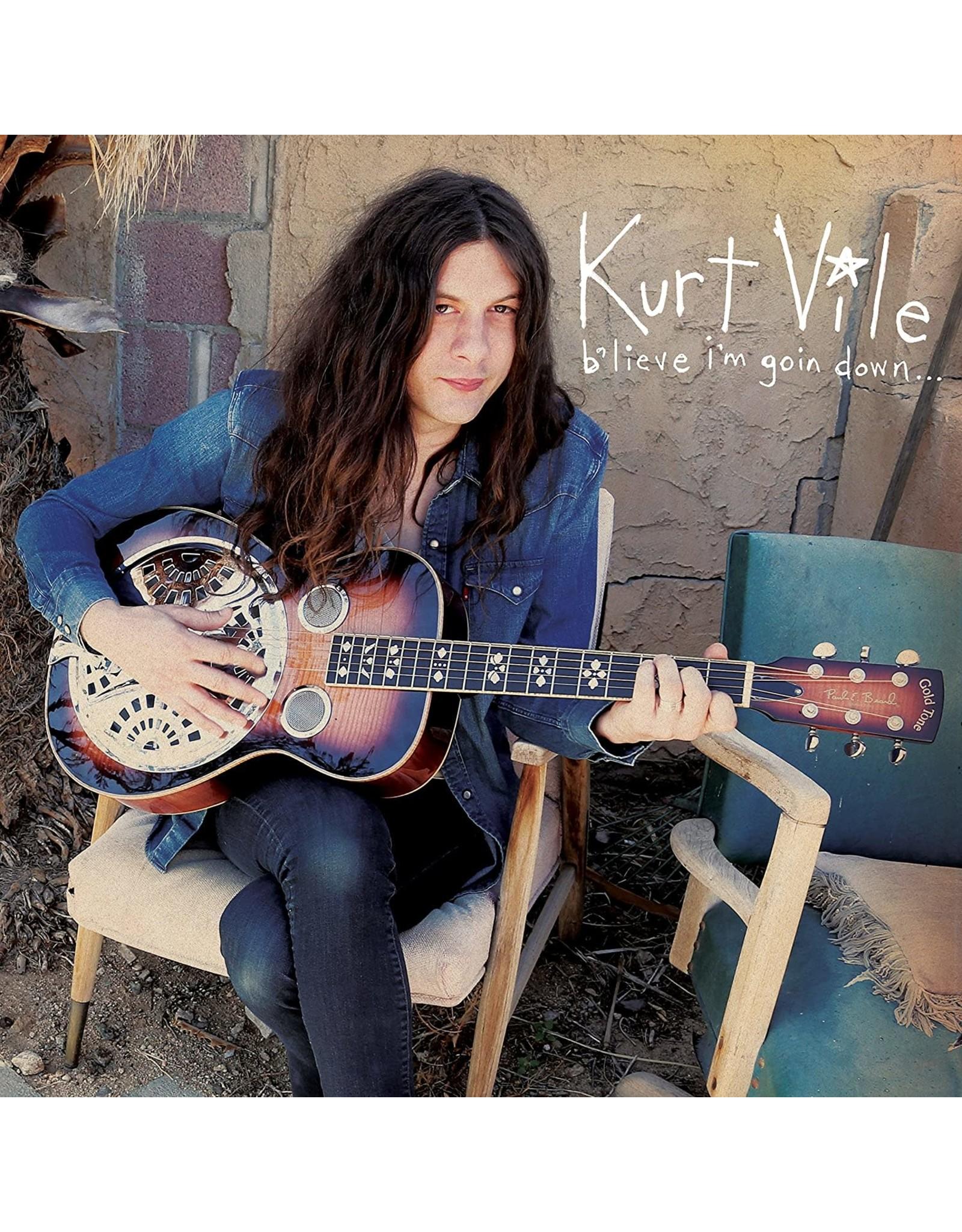 Kurt Vile - B'Lieve I'm Going Down