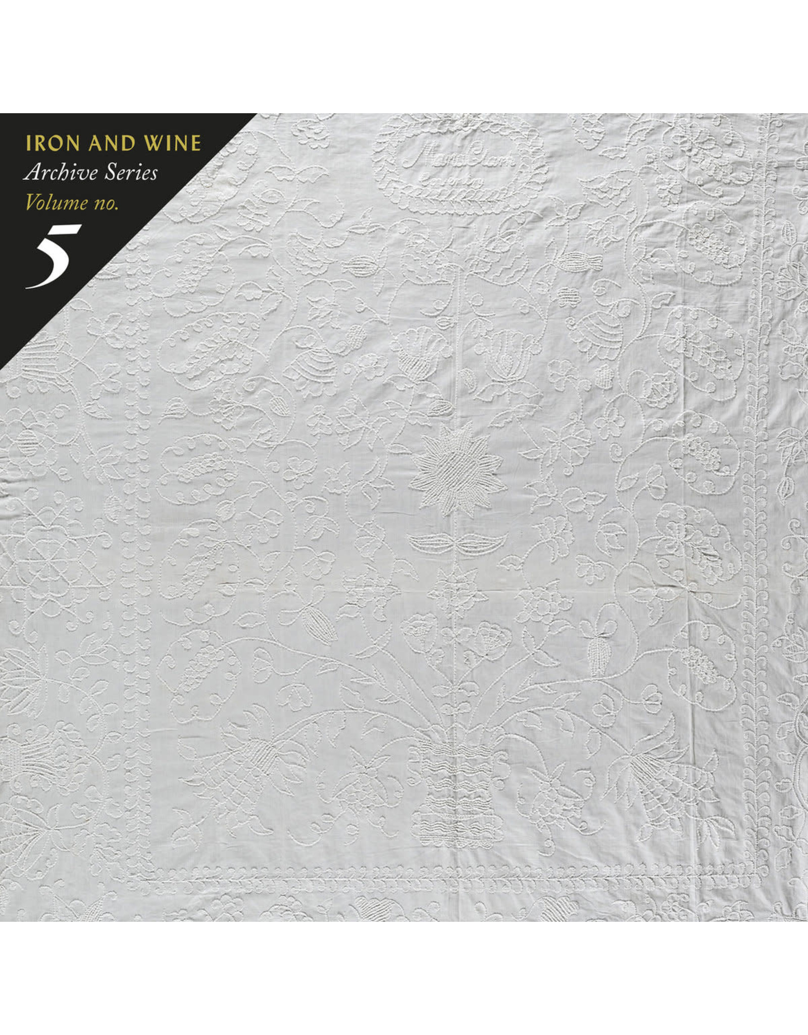 Iron & Wine - Archive Series Vol. 5: Tallahassee Recordings (Exclusive Gold Vinyl)