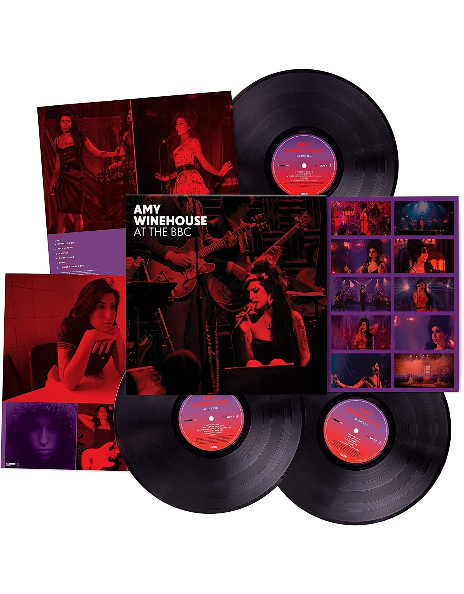 Amy Winehouse - At The BBC (3LP)