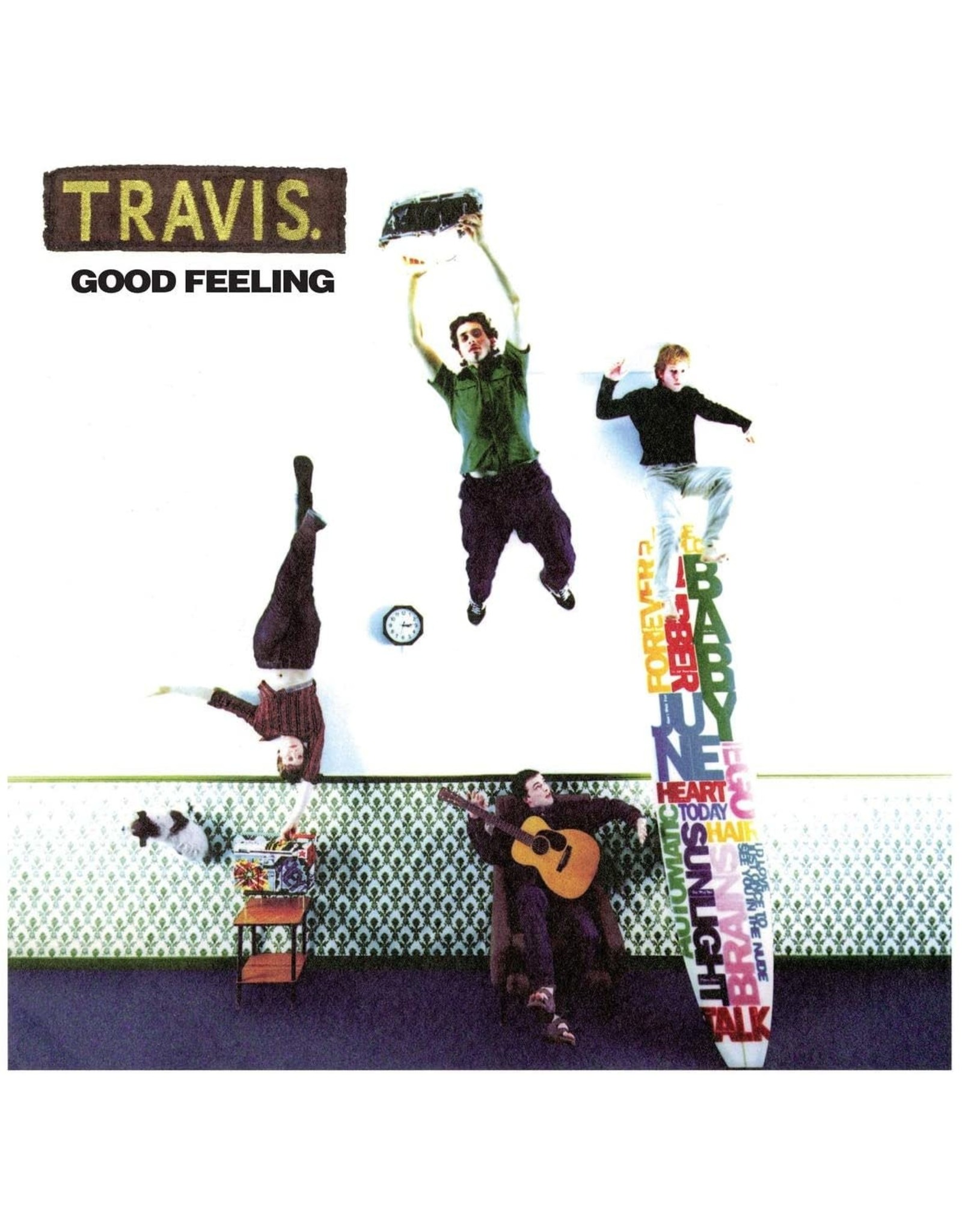 Travis - Good Feeling (2021 Remaster)