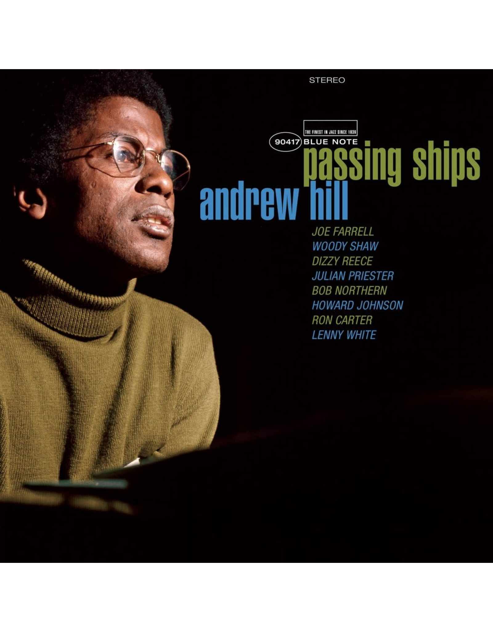 Andrew Hill - Passing Ships (Blue Note Tone Poet)