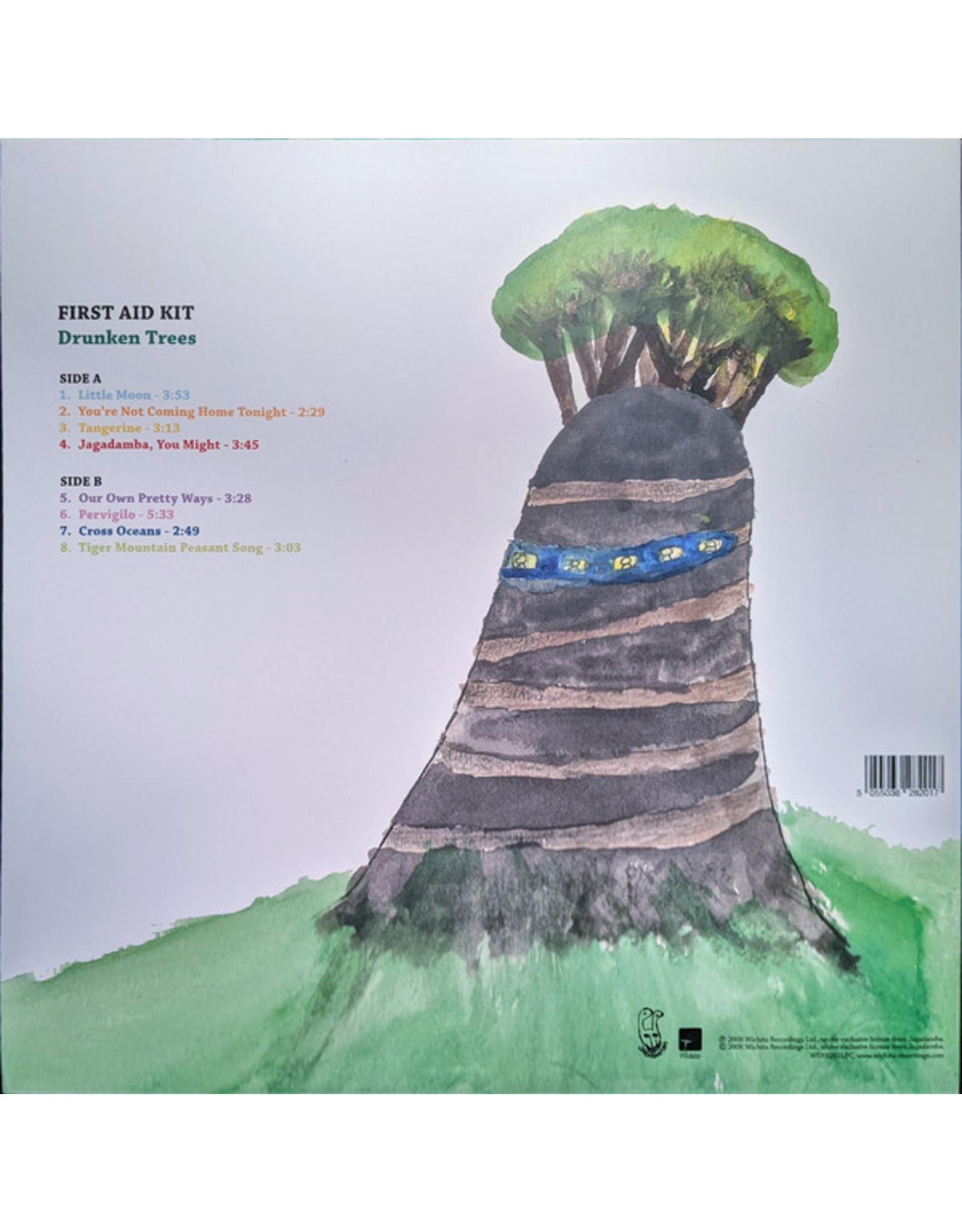 First Aid Kit - Drunken Trees EP (Exclusive Yellow Vinyl)