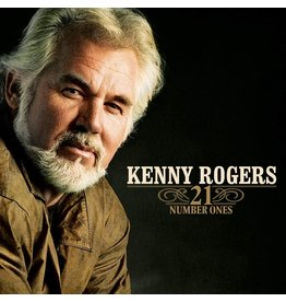 Kenny Rogers - 21 Number Ones (Greatest Hits)