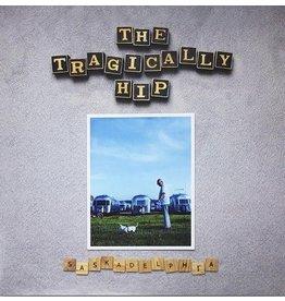 Tragically Hip - Saskadelphia (Silver Vinyl)
