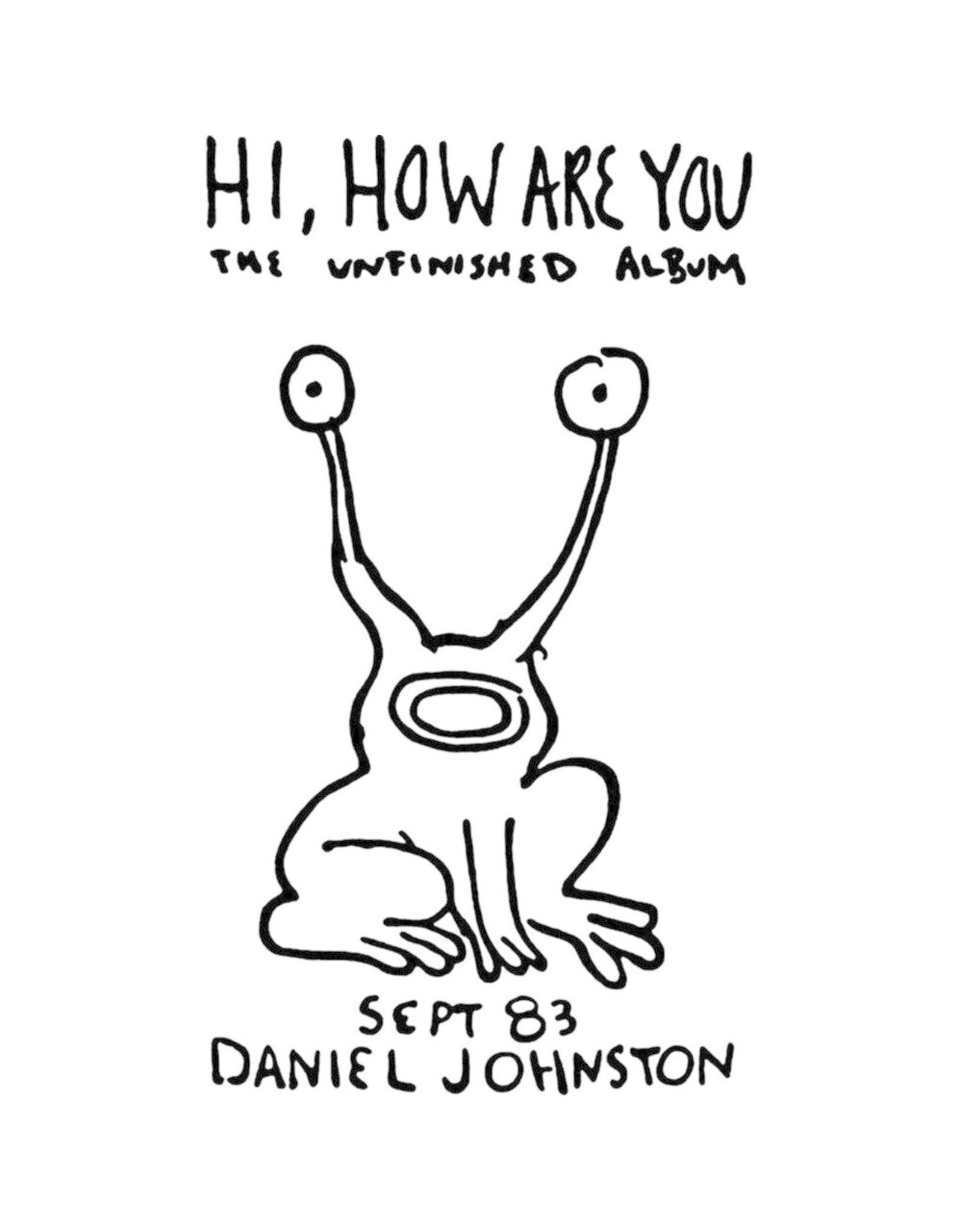 Daniel Johnston - Hi, How Are You / YIP JUMP MUSIC (35th Anniversary)