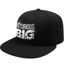 Notorious B.I.G. / Classic Logo Snapback Cap