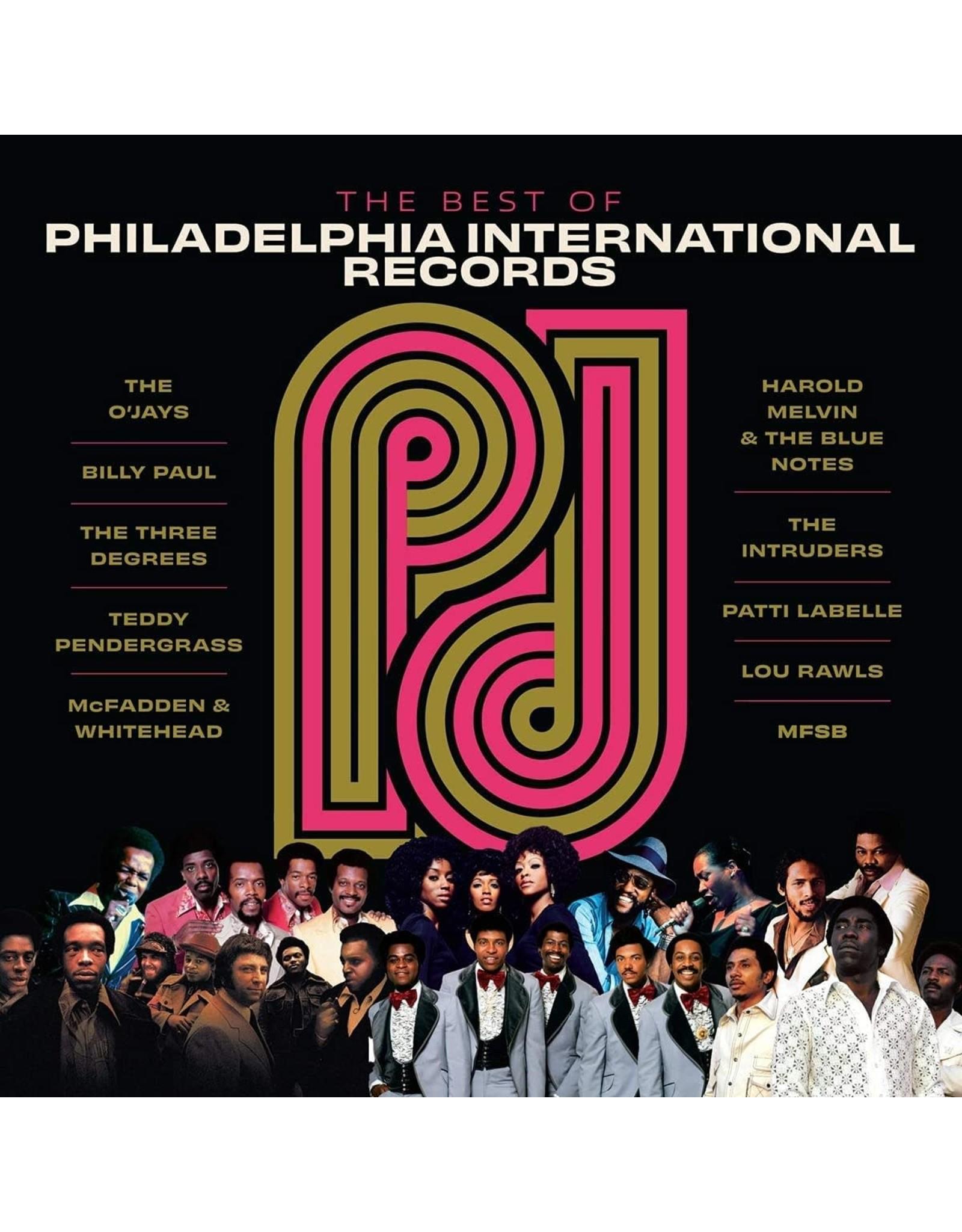 Various - Best Of Philadelphia International Records