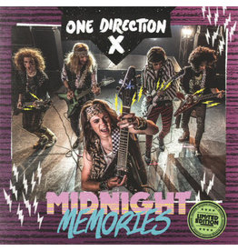 """One Direction - Midnight Memories (7"""" Picture Disc)"""