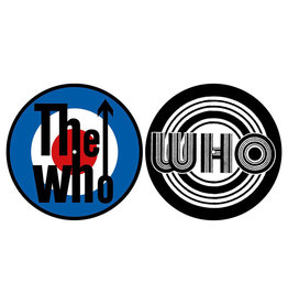 The Who / Classic Target Logo Slipmat