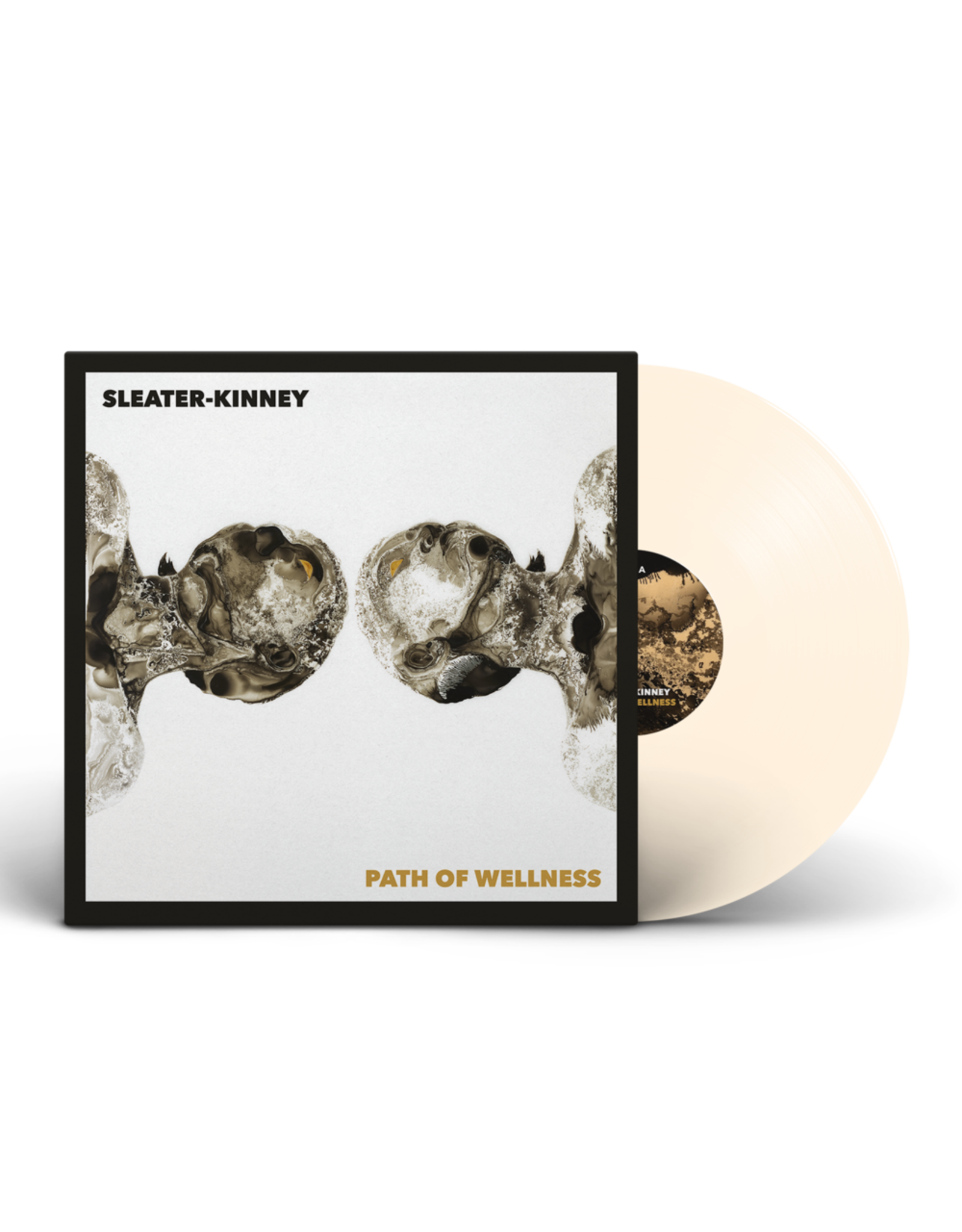 Sleater-Kinney - Path Of Wellness (Exclusive White Vinyl)