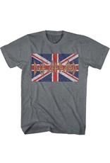 Def Leppard / Vintage Union Jack Tee