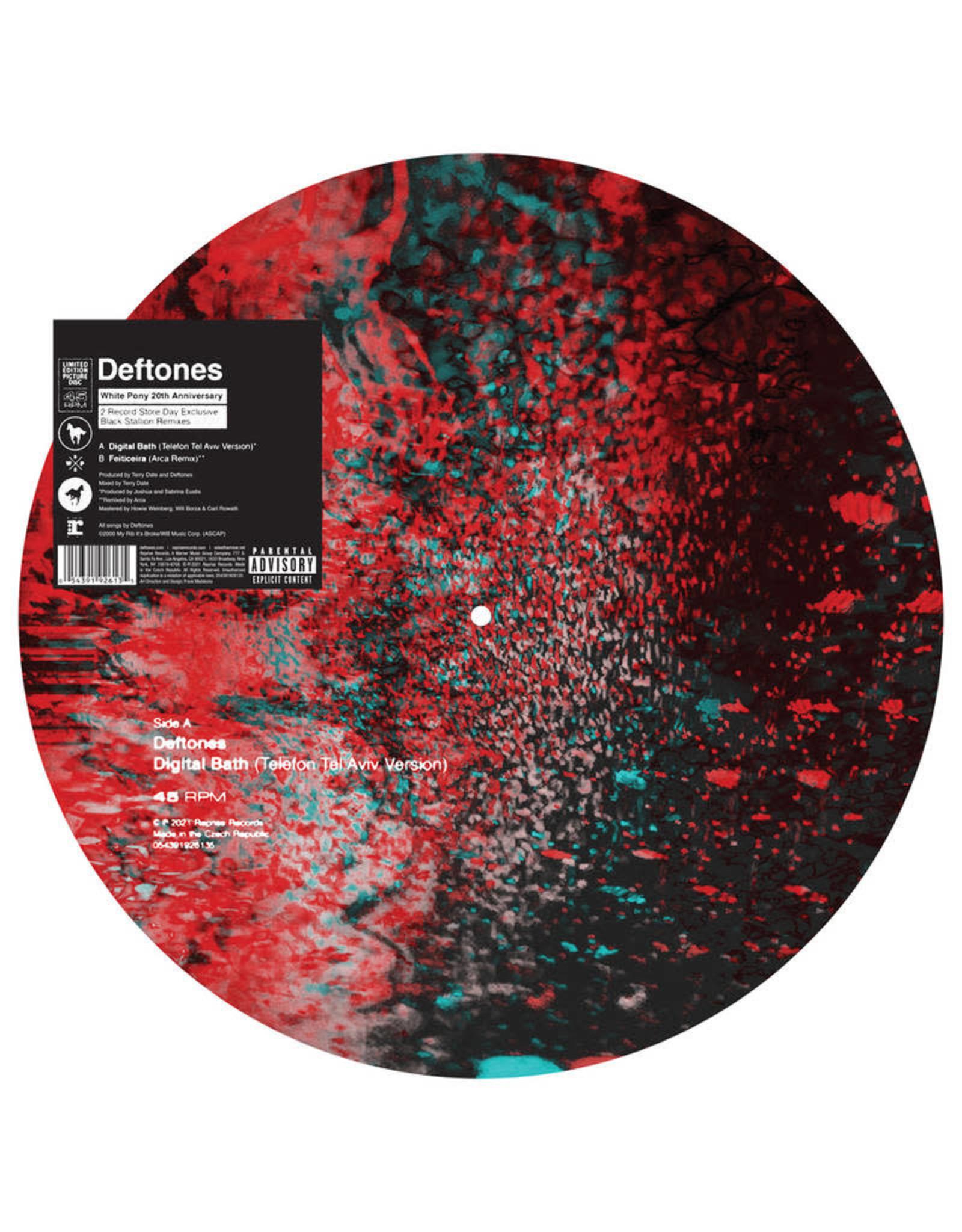 Deftones - Digital Bath EP (Record Store Day)