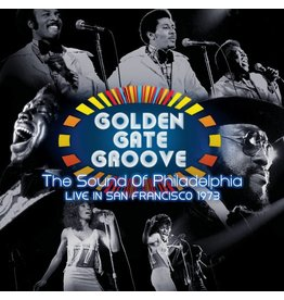 Various - Golden Gate Groove: Sound of Philadelphia (Record Store Day)
