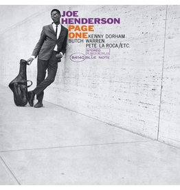 Joe Henderson - Page One (Blue Note Classic)